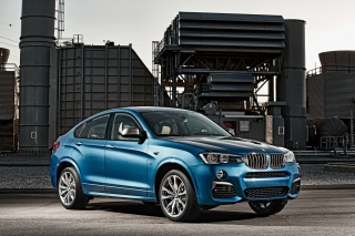 BMW X4 M40i Wallpaper for Android, iPhone and iPad