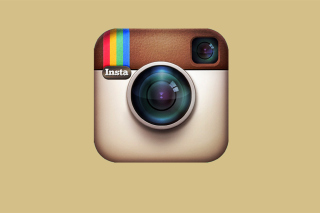 Instagram Symbol - Obrázkek zdarma pro Samsung Galaxy Tab 7.7 LTE