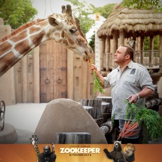 Zookeeper - Obrázkek zdarma pro 320x320