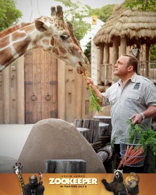 Zookeeper - Obrázkek zdarma pro Nokia X1-00