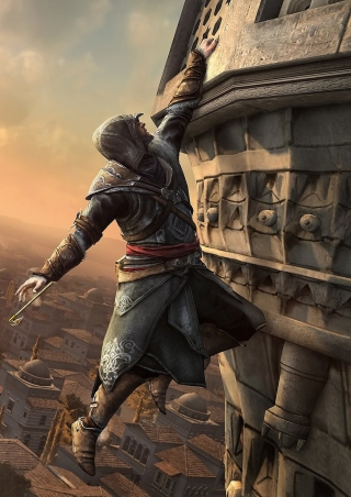 Assassins Creed - Obrázkek zdarma pro Nokia X2-02