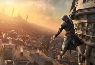 Assassins Creed - Obrázkek zdarma pro Samsung Galaxy Ace 3
