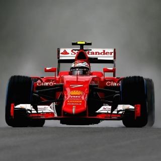 Ferrari SF15 T - Obrázkek zdarma pro 208x208