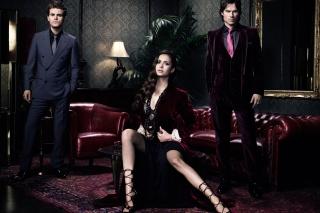 The Vampire Diaries - Obrázkek zdarma pro 2880x1920