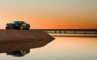 Bugatti - Obrázkek zdarma pro 480x320