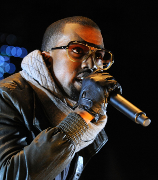 Kanye West - Yeezus - Obrázkek zdarma pro Nokia C6