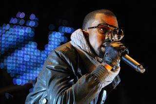 Kanye West - Yeezus - Obrázkek zdarma pro 1024x600