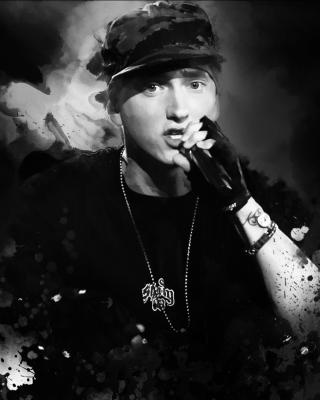 Eminem - Obrázkek zdarma pro Nokia Lumia 900