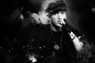Eminem - Obrázkek zdarma pro 800x480