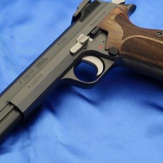 Sig P210 Pistole 49 - Obrázkek zdarma pro iPad Air