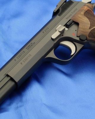 Sig P210 Pistole 49 - Obrázkek zdarma pro Nokia Asha 502