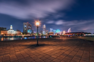 Free Yokohama - City in Japan Picture for Android, iPhone and iPad