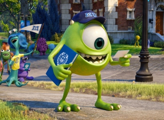 Monsters University Picture for Android, iPhone and iPad