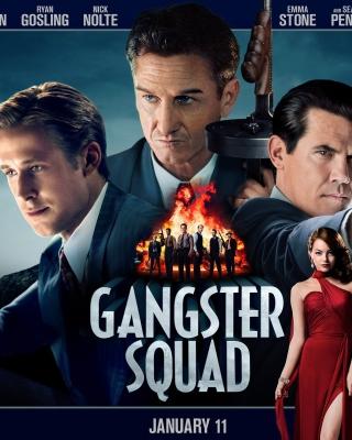 Gangster Squad, Mobster Film - Obrázkek zdarma pro Nokia Asha 300