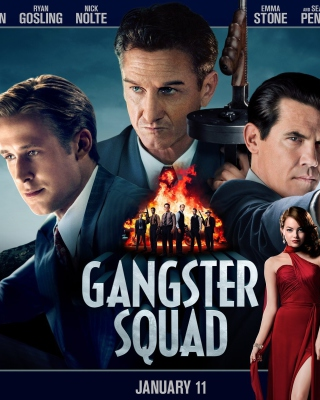 Gangster Squad, Mobster Film - Obrázkek zdarma pro Nokia Lumia 925