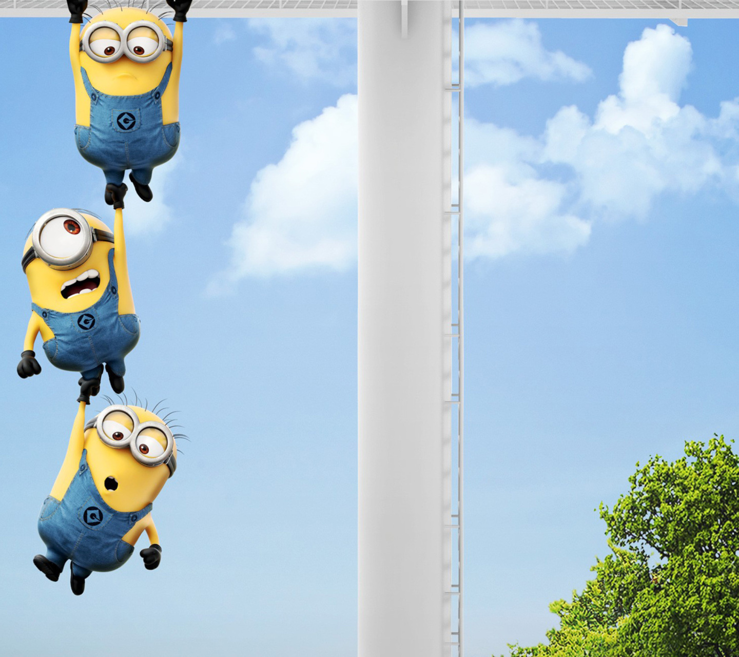 despicable me 2 minions wallpaper for android 720x1280