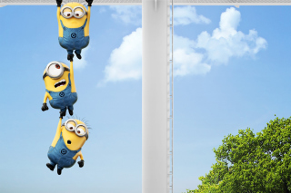 Despicable me 2, Minions Wallpaper for Android, iPhone and iPad