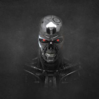 Terminator Endoskull - Obrázkek zdarma pro 1024x1024