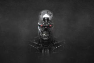 Terminator Endoskull - Obrázkek zdarma pro 720x320