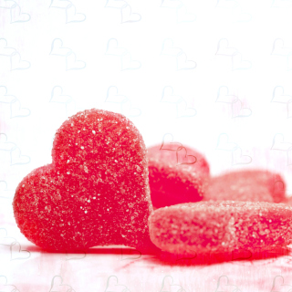 Sweet Hearts - Obrázkek zdarma pro iPad mini 2