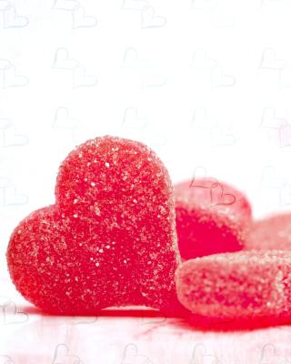 Sweet Hearts - Obrázkek zdarma pro Nokia C2-05