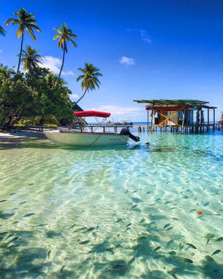 Stunning Seashore Landscape - Obrázkek zdarma pro Nokia Lumia 1020