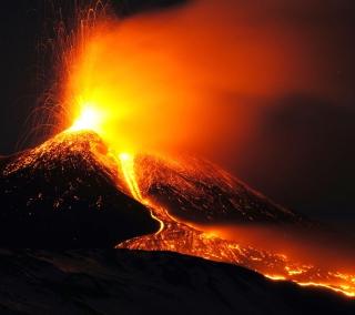 Eruption - Obrázkek zdarma pro 208x208