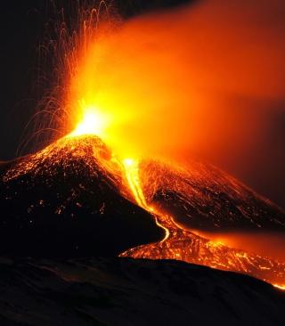 Eruption - Obrázkek zdarma pro iPhone 5