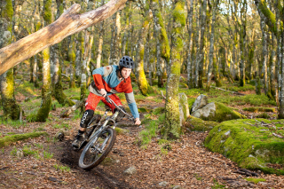 Mountainbike - Obrázkek zdarma pro Samsung Galaxy Tab 4 8.0