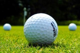 Golf Ball - Obrázkek zdarma pro Android 1080x960