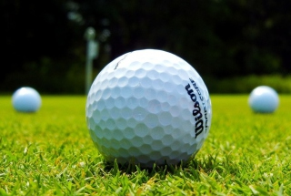 Golf Ball - Obrázkek zdarma pro Samsung Galaxy S5