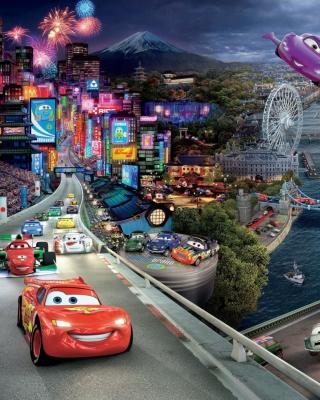 Cars 2 - Obrázkek zdarma pro iPhone 5