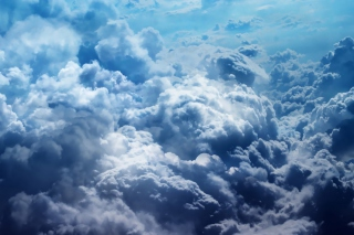 Wonderful Clouds Background for Android, iPhone and iPad