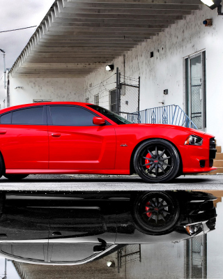 Dodge Charger - Obrázkek zdarma pro 320x480