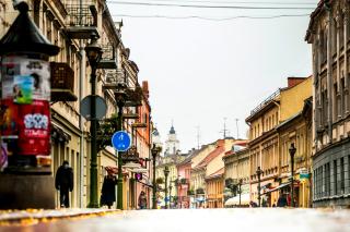 Kaunas, Lithuania - Obrázkek zdarma pro Samsung Galaxy S II 4G