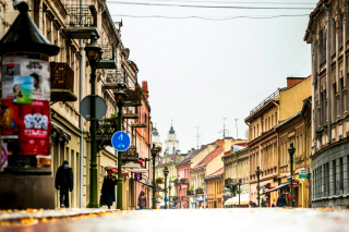 Kaunas, Lithuania - Obrázkek zdarma pro Samsung Galaxy Tab 4G LTE