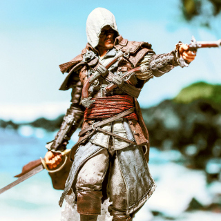 Assassins Creed IV: Black Flag - Obrázkek zdarma pro iPad mini