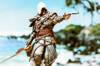 Assassins Creed IV: Black Flag - Obrázkek zdarma pro Widescreen Desktop PC 1280x800