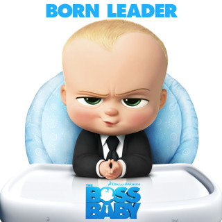 The Boss Baby - Obrázkek zdarma pro iPad Air