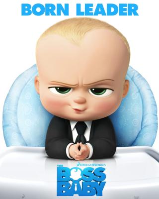 The Boss Baby - Obrázkek zdarma pro iPhone 6 Plus