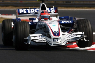Robert Kubica Bmw Sauber F1 2007 Hungary Wallpaper for Android, iPhone and iPad