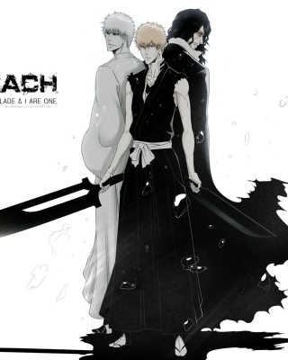 Ichigo Kurosaki, Bleach - Obrázkek zdarma pro Nokia X2-02