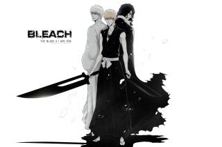 Ichigo Kurosaki, Bleach - Obrázkek zdarma pro HTC Wildfire