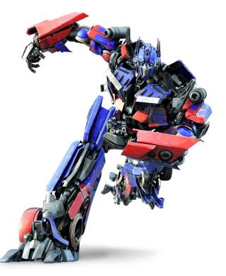 Transformers - Obrázkek zdarma pro Nokia X3-02