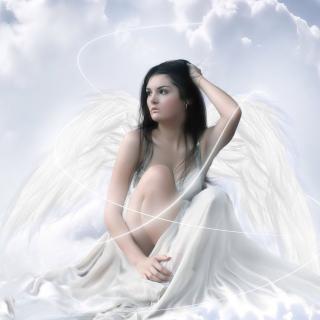 Angel - Obrázkek zdarma pro iPad 2
