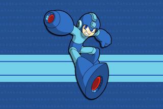 Megaman Knight Man - Obrázkek zdarma pro HTC Desire HD