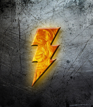 Lightning Sign - Obrázkek zdarma pro Nokia Asha 311