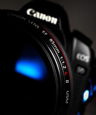 Canon Lens - Obrázkek zdarma pro 240x432
