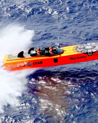 Water Transportation Apache Star - Obrázkek zdarma pro 480x800
