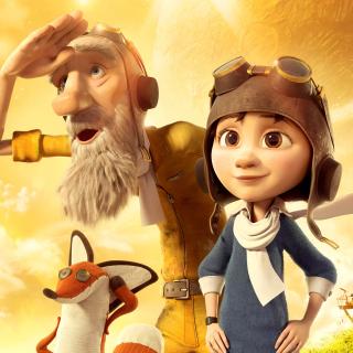The Little Prince 2015 - Obrázkek zdarma pro iPad Air